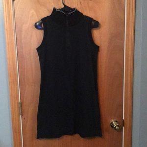 525 America Sleevless zip up sporty dress